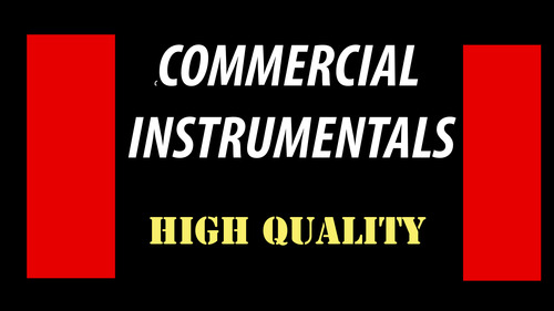 Product picture Commercial instrumentals! Private Label RIghts (PLR) Pack 1